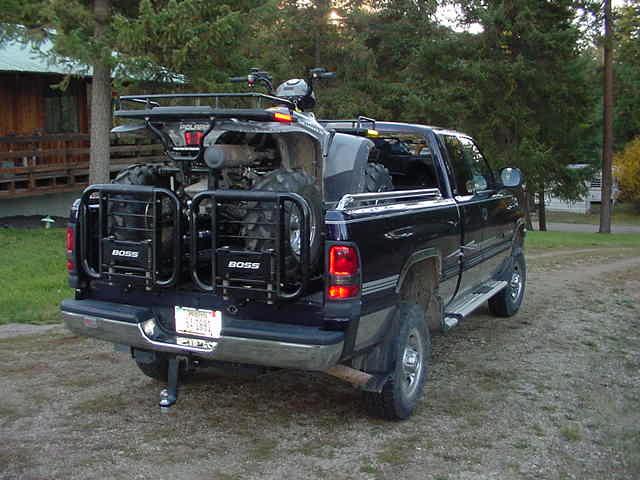 Atv Truck Ramps >> loading ramps? - Polaris ATV Forum
