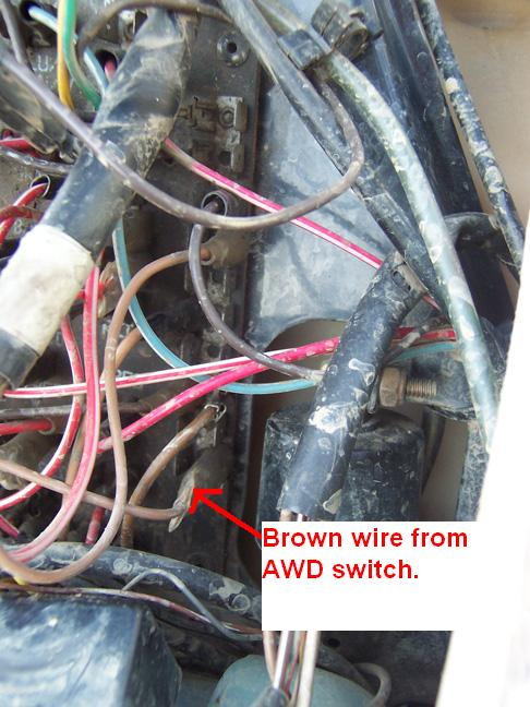 polaris magnum wiring diagram 1998 sportsman 500 4x4 wiring polaris atv forum click image for larger version scram awd brown