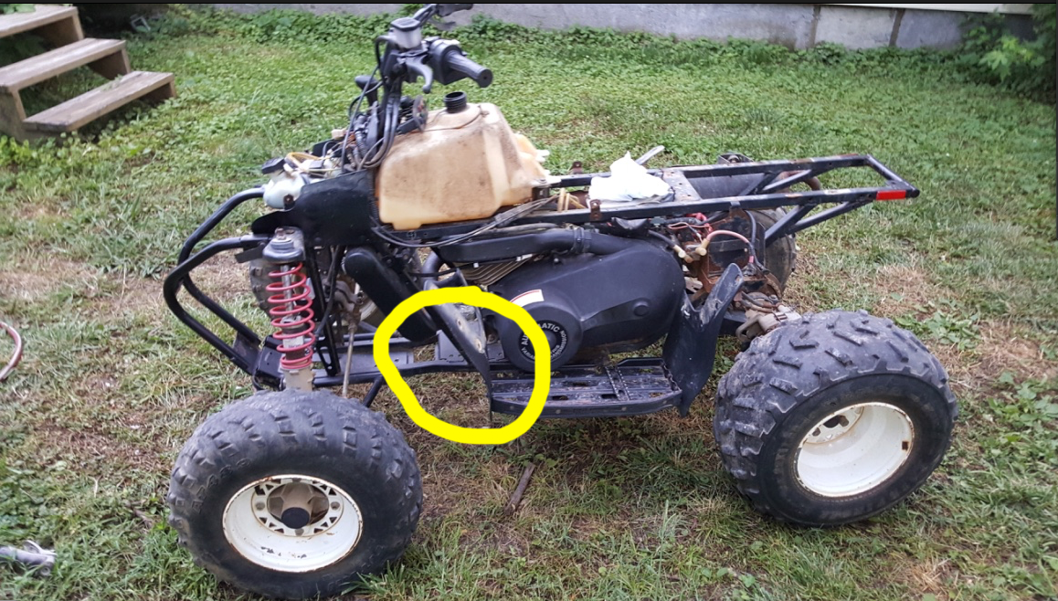 Where Is The Vin Number On A Kawasaki Atv
