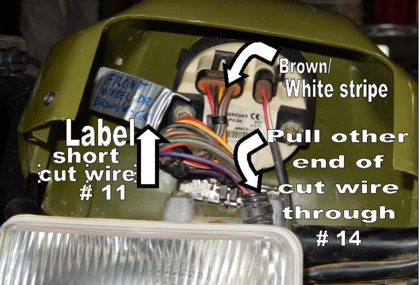 polaris scrambler 400 4x4 wiring diagram 2001 sportsman 400 conversion to true  on  your  demand  4 wheel  2001 sportsman 400 conversion to true