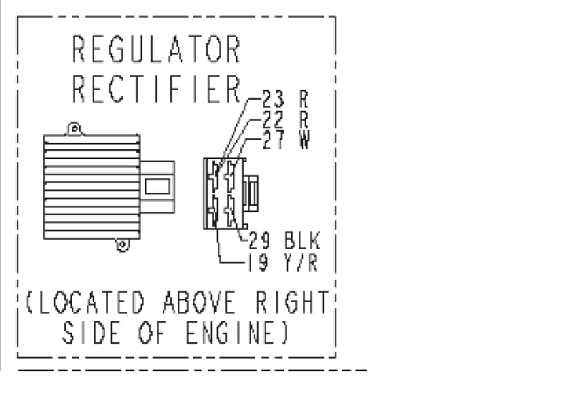 Polari Predator 90 Wiring Diagram