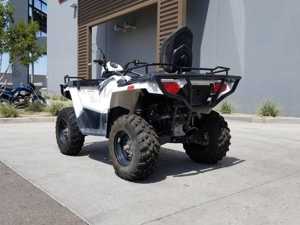 2018 Touring Sp Rear Rack Extender Fitment Polaris Atv Forum