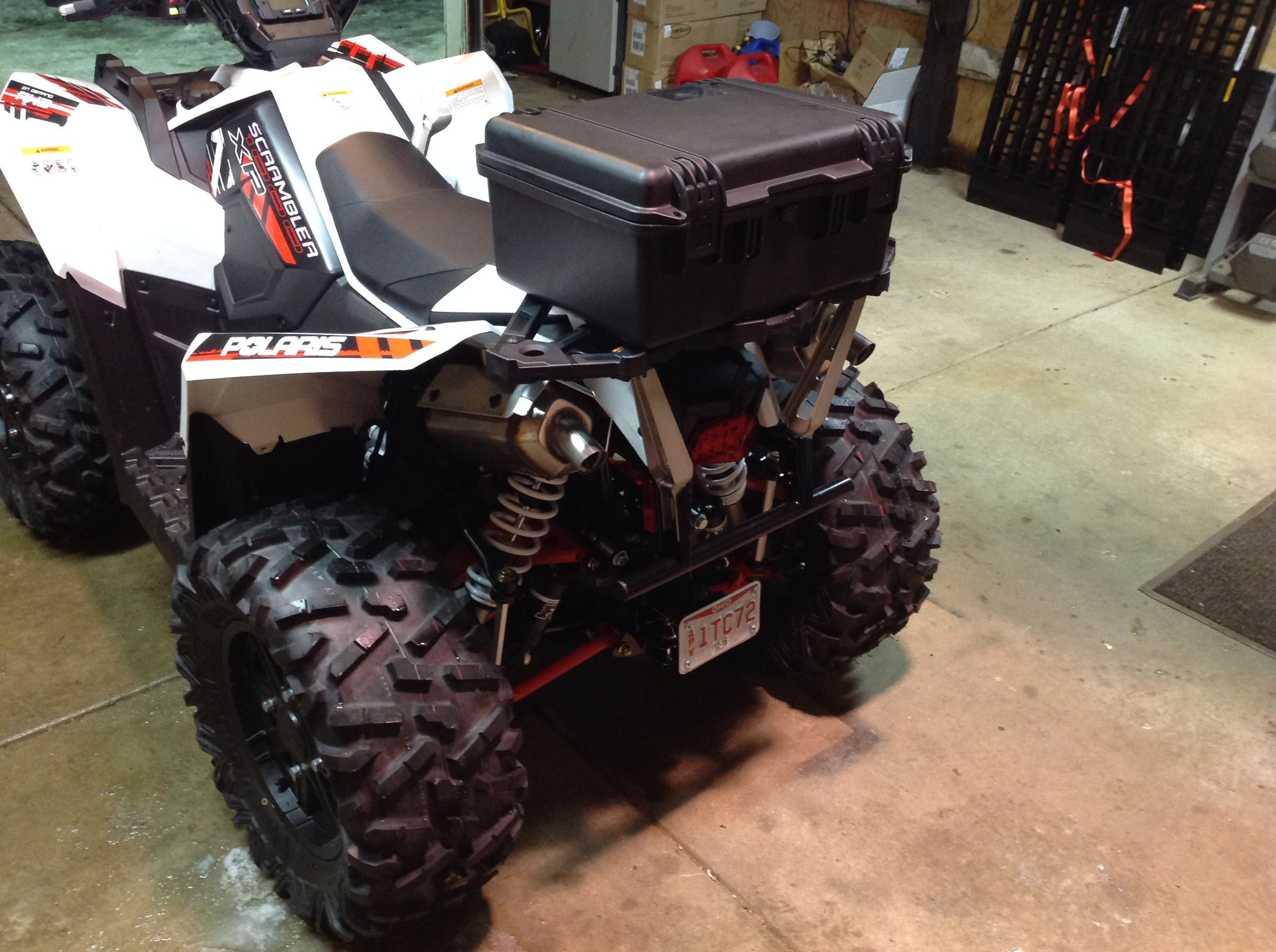 Picked up my 1000 today but... - Page 5 - Polaris ATV Forum