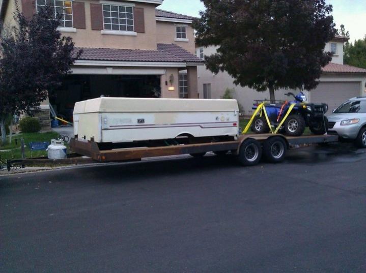 Snowmobile Trailer Toyhauler Polaris Atv Forum