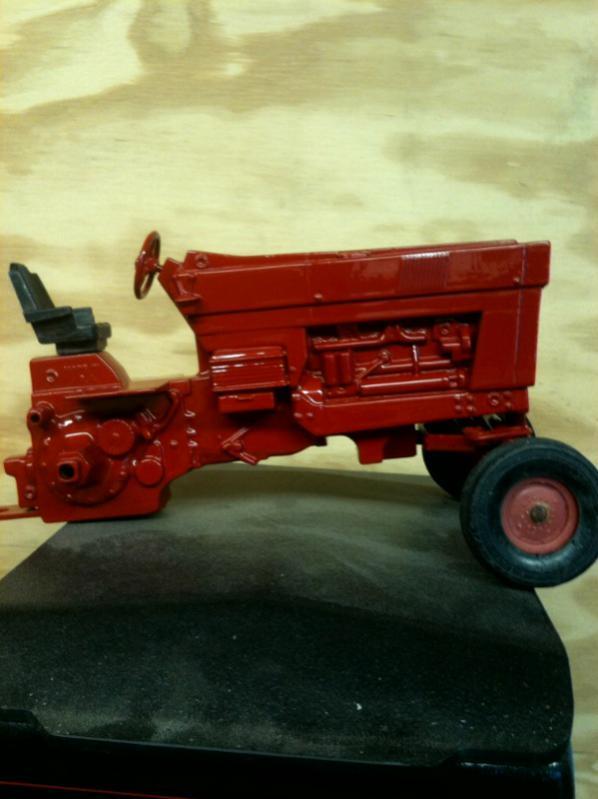 Restoring A Old Toy Tractor Page 2 Polaris Atv Forum