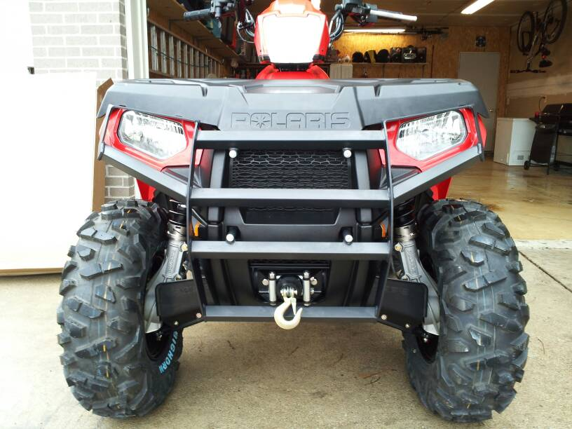 D Sportsman Mods furthermore D Got My Guru Bumper Uploadfromtaptalk as well Polaris Sportsman X Big Boss Eps Sage Green Top Right Plowing Snow further D Pod Switch Install Rigid Image also Ranger Xp Eps Highlifter Edition Stealth Black Lo Q. on 2015 polaris sportsman 570 eps
