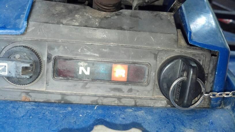 Polaris Magnum 425 >> 95 magnum 425 4x4 indicator lamps??? - Polaris ATV Forum