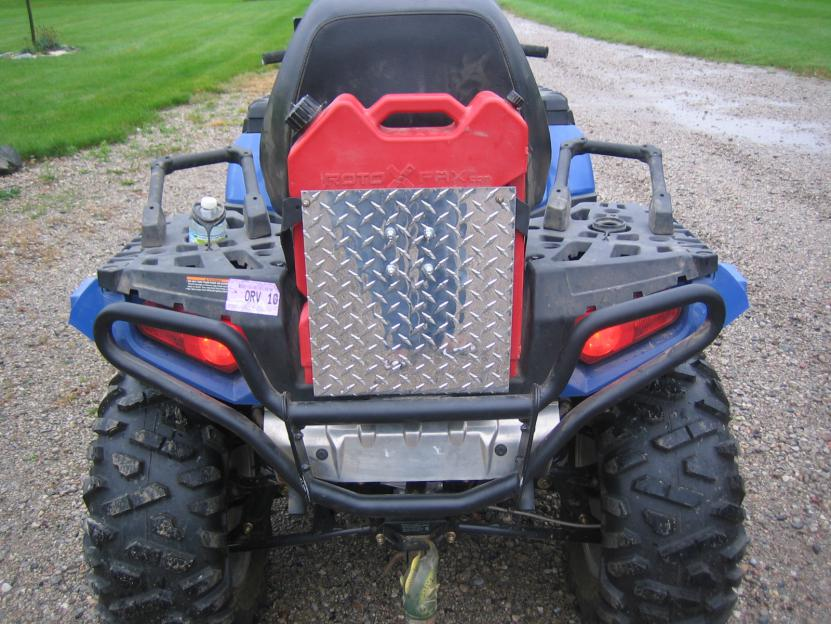 Click Image For Larger Version Name Vinces New Atv And Gas Can 005 Jpg