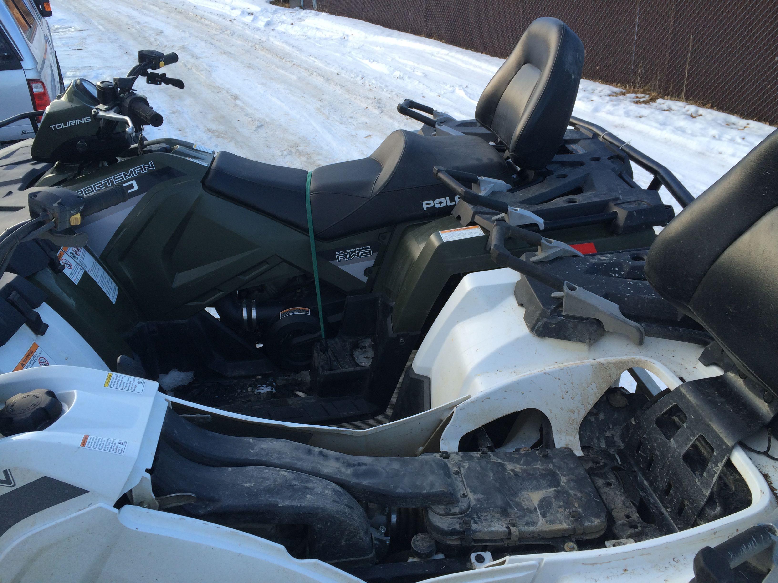 570 seat touring polaris sportsman issues atv problems
