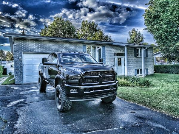 Showcase cover image for Ind.injection's 2014 Ram 2500