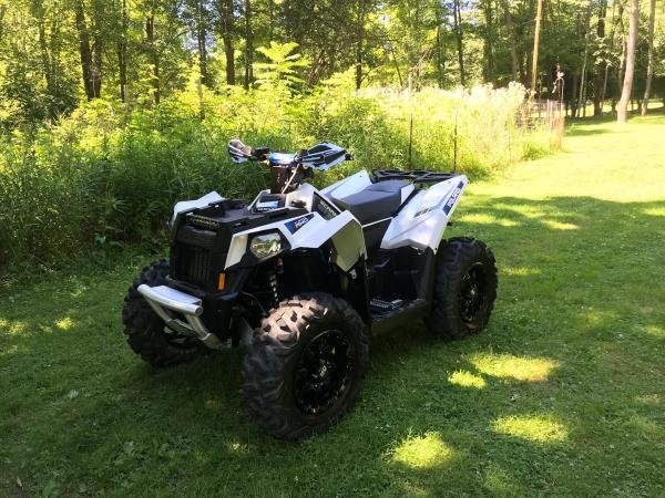 Showcase cover image for Mikeepitt5's 2016 Polaris Scrambler 850