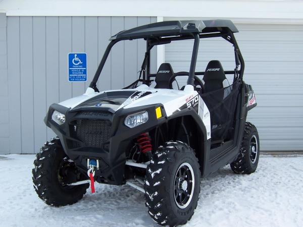Showcase cover image for MustBeNice's 2014 POLARIS RZR 570 EFI LE TRAIL
