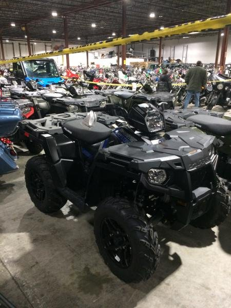 Showcase cover image for POLARIS SPORTSMAN