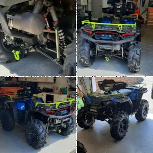 2017 Polaris Sportsman SP 850