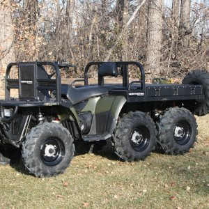 Polaris Magnum 425 and Big Boss 6x6 and related stuff