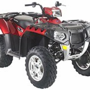 2009 Polaris Sportsman 550 EFI XP With EPS