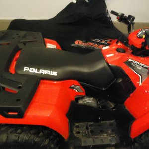 2012 Polaris Sportsman 400 H.O.