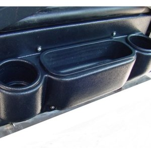 Polaris Rear Cup Holder and Tray