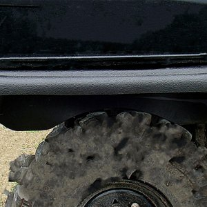 Polaris Mud Flaps