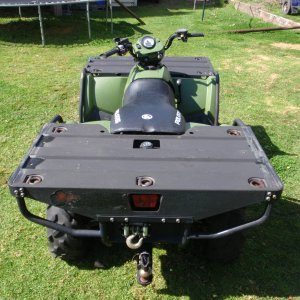 My new toy, ex Australian Army MV7