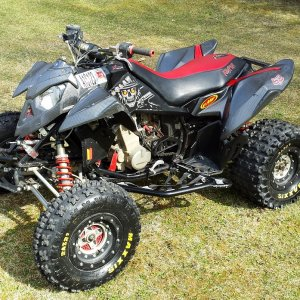 Polaris Outlaw 525 IRS